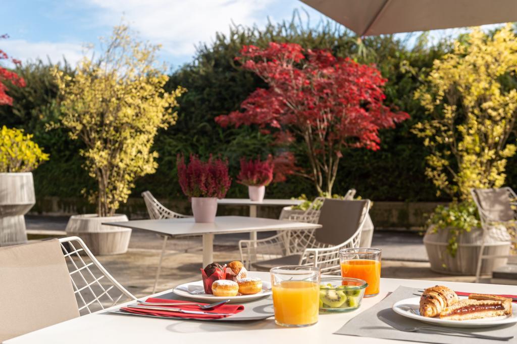Hotel Le Terrazze Treviso colazioni