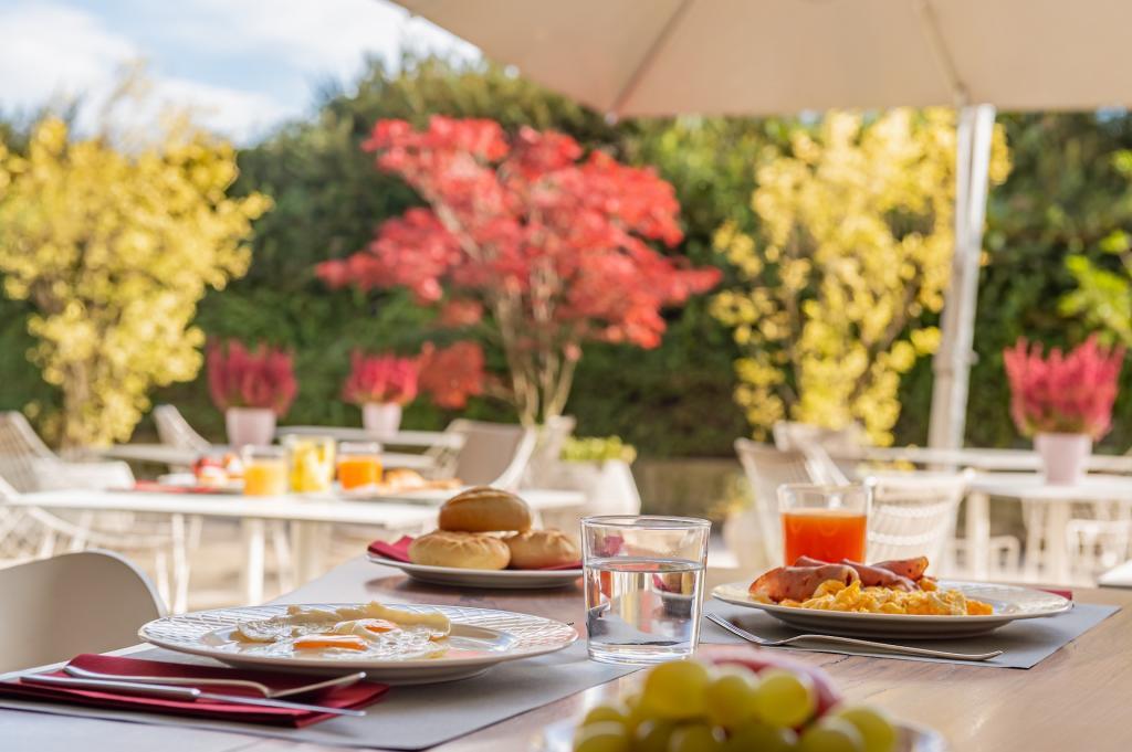 Hotel Le Terrazze Treviso colazioni COPIA