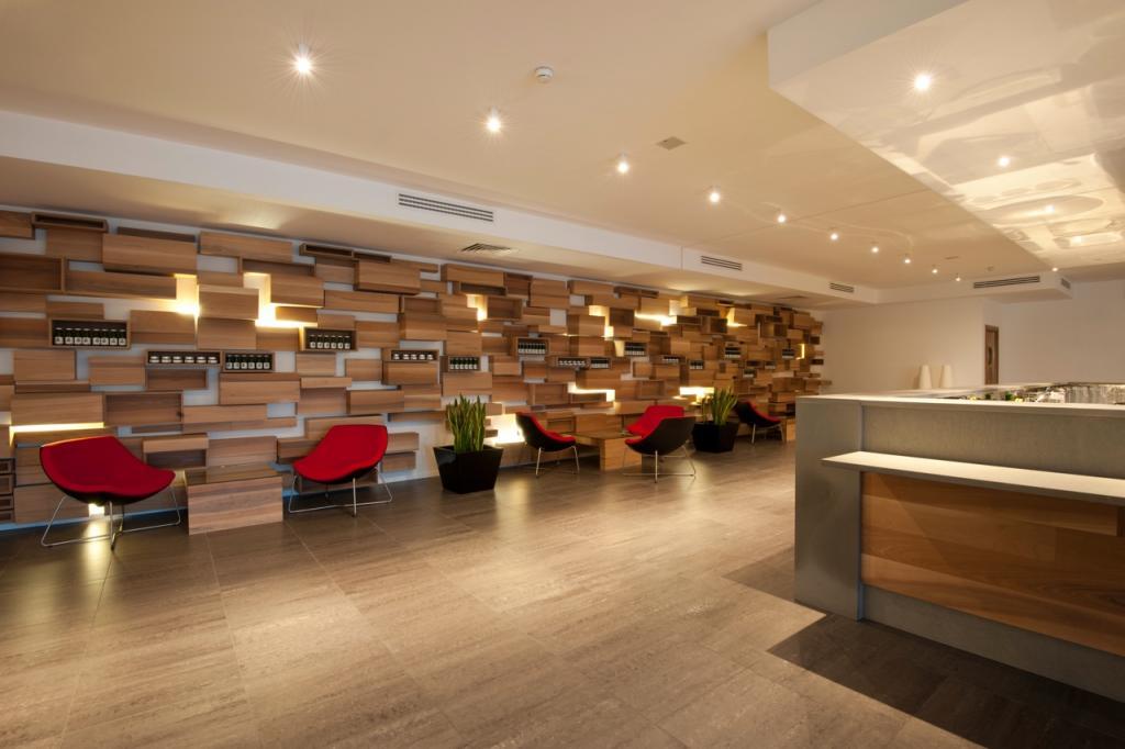 sala colazioni hotel treviso le terrazze 25