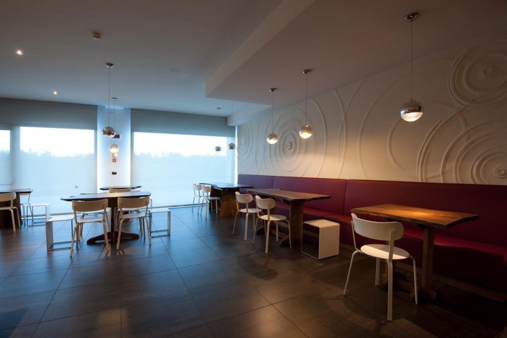 sala colazioni hotel treviso le terrazze 26