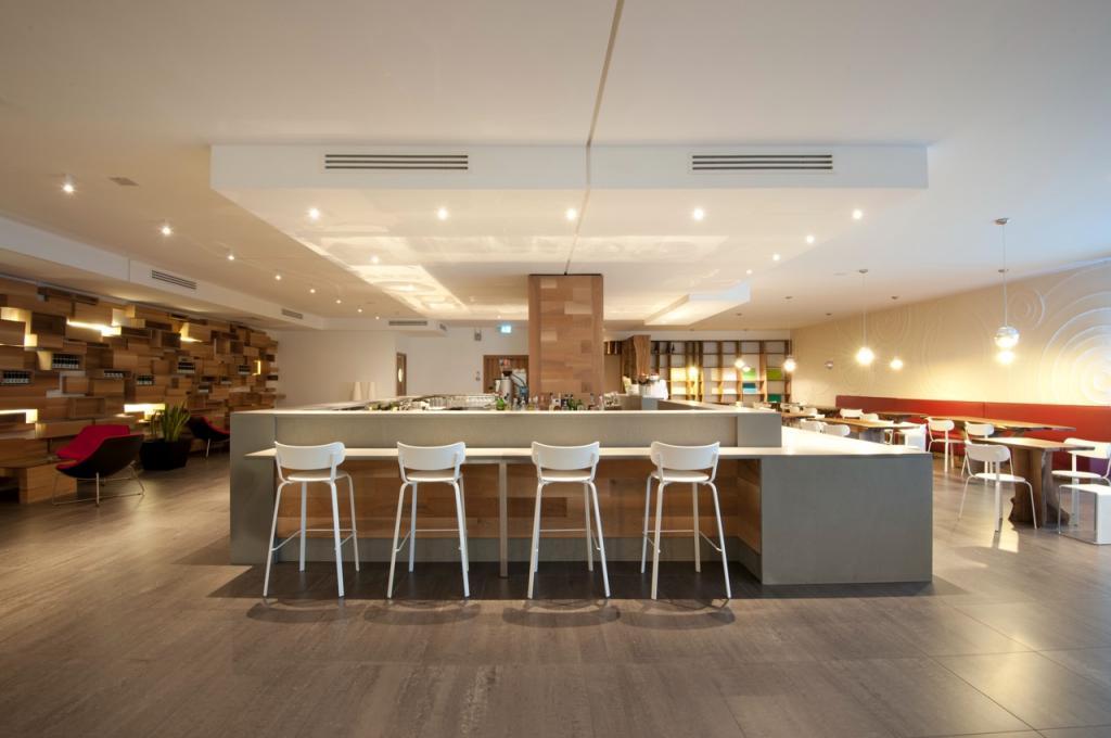 sala colazioni hotel treviso le terrazze 28