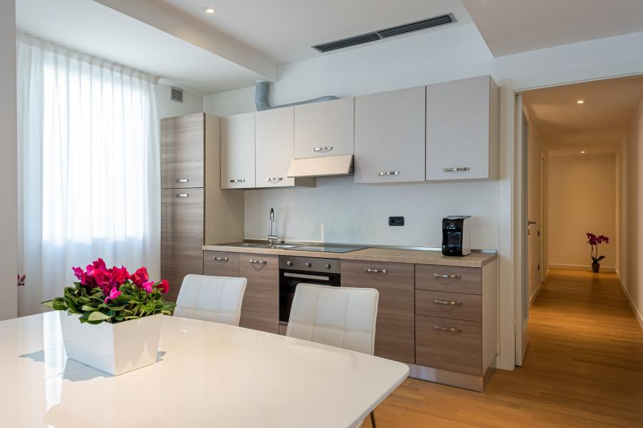 Treviso Hotel Le Terrazze attici grandi e appartamenti in affitto